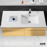 Ware sanitario Artificial Stone Wash Basin con Cabinet