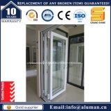 Qualitäts-Aluminiumdoppelverglasung-Bi-Fold Tür mit als 2208-1996