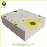 Foil Stamping를 가진 장식용 Paper Packing Box