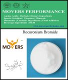 Hoher Reinheitsgrad-Aktien Rocuronium Bromid 99% [119302-91-9]