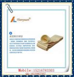 Alto sacchetto filtro del collettore di polveri del sacchetto filtro del feltro del ago di stampa di Nomex di resistenza di temperatura