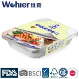使い捨て可能なFood Container (O) Microwave及びTakeaway PackagingのためのAlloy 8011
