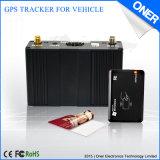 Traqueur de l'IDENTIFICATION RF GPS de management de flotte avec l'état de millage