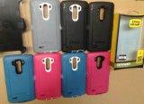 Аргументы за LG G3 PC горячего цветастого 3-Доказательства защитника водоустойчивое
