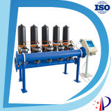 Изготовление фильтра воды черных дисков снабжения жилищем пластичных гидровлическое