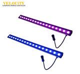 Colore di alta qualità che cambia l'indicatore luminoso esterno impermeabile della barra della rondella della parete di 18W 36W LED