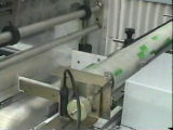 Máquina automática de embalagem Shrink de fita BOPP