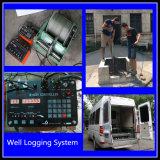 Equipamento do exame de perfuração da geofísica, equipamento de registo do poço, registo de perfuração para a venda