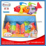 Giocattolo felice variopinto del bagno dei 2016 di estate di Fuuny pesci del bambino