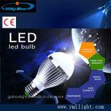 Bulbo directo de la venta al por mayor LED de la fábrica de la bombilla de la alta calidad 5W LED