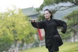Juegos oblicuos del collar del resorte de las mujeres de la ji de Wudang Tai del Taoism y del lino del verano