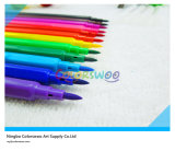 Tip Water Color Pen de 12PCS Fiber para Kids y Students