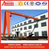 単一のGirder (Semi) Gantry Crane (1t、2t、3t、5t、8t、10t、12.5t、15t、16t、20t)