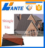Mattonelle di tetto rivestite del metallo della nuova dell'assicella 2016 di disegno pietra del materiale da costruzione