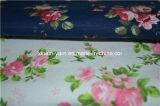 Tela impressa teste padrão do projeto da flor para a coberta do sofá/cadeira/coxim