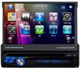 Lettore DVD Gp-8600 Support WiFi/3G/GPS/Bluetooth/Radio/DVD Ect di Touch Screen Android 4.4.4/Wince Universal Car di BACCANO di Inch 1 del commercio all'ingrosso 7