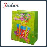De gelukkige Zak van de Verpakking van het Document van Wholesales van het Embleem van de Douane van het Ontwerp van de Verjaardag Goedkope