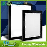 Rectángulo ligero plano cristalino ahorro de energía fino de la cena LED