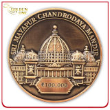 Abitudine 3D Government Agencies Souvenir Coin