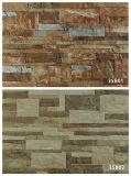 Großverkauf glasig-glänzende keramische Steinwand-Fliese für Äußeres (333X500mm)