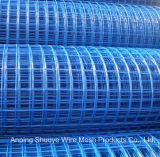 Treillis métallique soudé enduit par PVC