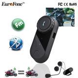 Écouteur de vente chaud de casque de Bluetooth de la moto Fdc-02, intercom de Bluetooth de qualité