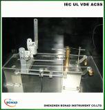 آليّة توهّج سلك [بلستيك متريلس] حالة التهابيّة إختبار آلة
