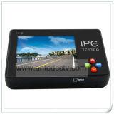 """手持ち型のWristband 3.5 """" PoeのLCD Monitor Onvif IP Camera CCTV Tester"""