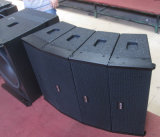 "Doble 8"" y 2 vías Compact Line Array (Futuro 8)"