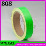 Somitape Sh503 que destaca la cinta de la fluorescencia del animal doméstico para la decoración y la precaución