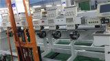 Macchina industriale del ricamo di Swf dei 12 aghi per il ricamo piano della maglietta della protezione