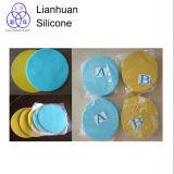Fabrik-Silikon-Gussteil-Gummi für Teil der Zink-Schmucksache-B