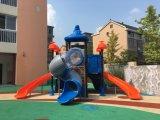 Оборудование спортивной площадки парка атракционов поставкы фабрики высокого качества селитебное пластичное напольное
