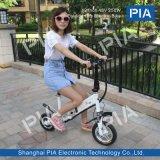12 bici eléctrica plegable de la ciudad de la pulgada 48V 250W (THHA-40BK)