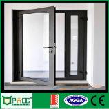 Австралийская стандартная алюминиевая дверь Casement с As2047
