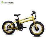 Bici eléctrica doble del motor 20inch MTB de China Aimos