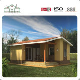 O aço modular dos bens imobiliários 2000m2 verteu/a casa de campo modular Prefab manufatura Home moderna da exploração agrícola