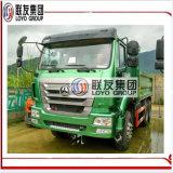 販売のための19cubicダンプトラックとのSinotruk Hohan J7b 10wheel 371HP