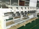 La macchina automatizzata del ricamo di marchio per la testa 8 può fare la protezione e copre il ricamo del tovagliolo