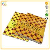 Impression de livre de couleur d'obligatoire parfait en Chine