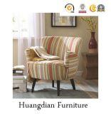 卸し売り中国の木の家具の小選挙ファブリックソファー(HD164)