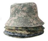 Sombrero de encargo del compartimiento de Camo del algodón de Ripstop