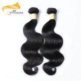 Do Virgin cheio natural das cutículas do Weave do cabelo do Virgin cabelo humano