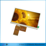 """5 """" индикация WQVGA TFT LCD с ценой массового производства"""