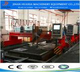 Cortador do plasma do pórtico, máquina de estaca amplamente utilizada da flama do CNC