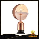Particular estilo elegante da lâmpada de tabela da decoração (GD18T005)