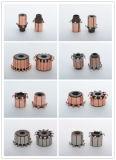 ブラシレスモーター(13個のホックID5.963mm OD10.67mm L9.5mm)を搭載するDCモーターのためのホックの溝のタイプ整流子