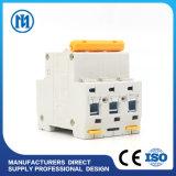 C40 mini disjoncteur miniature simple du cas moulé par Pôle MCB avec la protection IP20
