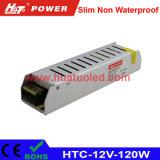 l'alimentazione elettrica di 12V10A LED/lampada/striscia flessibile sottile non impermeabilizzano