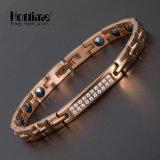 bracelets de santé d'énergie d'hologramme de bracelet du germanium 17PCS 99.9999%